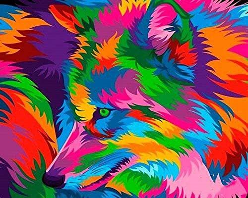 JRGGPO Paisaje de luz de Calle 5D DIY Pintura Diamante Niños Adulto Regalo Mosaico de Diamantes decoración de la Pared del hogar(40x50cm Diamante Cuadrado)