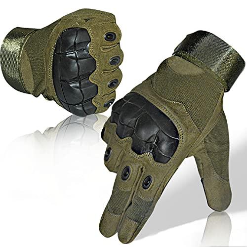 TRABIG Guantes Moto Pantalla Táctil Verano, Anti Impacto, a Prueba de Viento,...