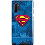 Skinit Pro Phone Case for Galaxy Note 10 Plus - Officially Licensed Warner Bros Superman Logo Design