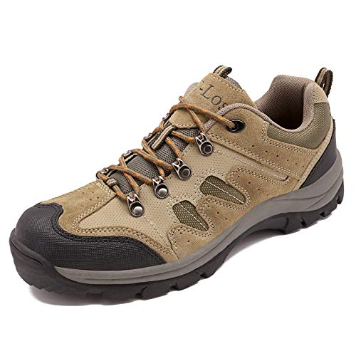 Men's Hiking Shoes Water Resistant Outdoor Non-Slip Lightweight Walking Shoe Vent Moab Series Women Unisex Size