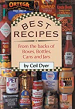 Best Recipes: From The Backs Of Boxes, Bottles, Cans And Jars