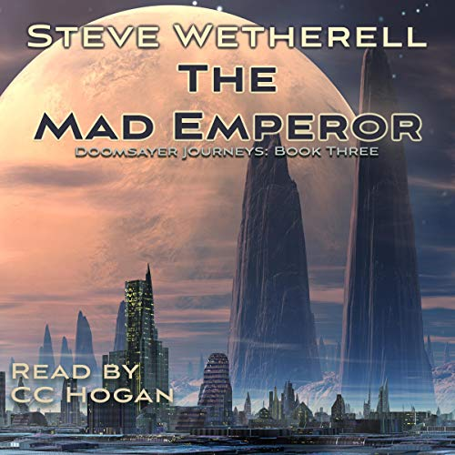 The Mad Emperor cover art