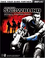 Project Snowblind? Official Strategy Guide de Mark Androvich