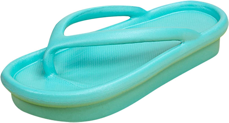 Flip Flop Slippers For Women Memory Foam, Summer Casual Arch Support Open Toe Flat Slippers Beach Pool Flip Flops Sandals Water Shoes