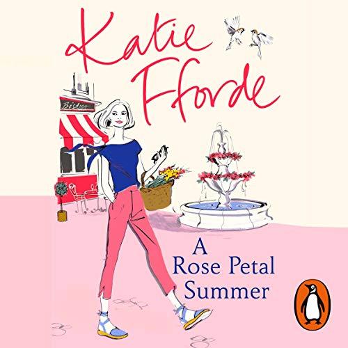 A Rose Petal Summer audiobook cover art