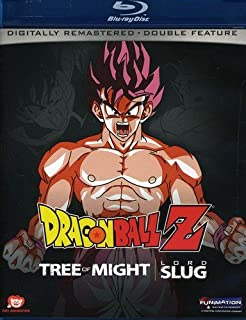 Dragon Ball Z Double Feature: Tree of Might / Lord Slug