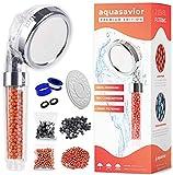 Aquasavior Alcachofa ducha alta presión 200%, teléfono ducha con filtro...