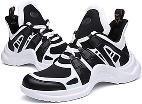 TTchaussures Femme Chaussures Tulle Printemps Printemps été Confort Basket Talon Plat Noir Jaune   Bleu,noir,US6 EU36 UK4 CN36  distribution globale
