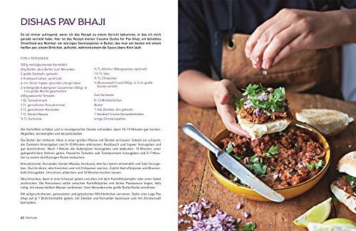 Original indisch: Über 130 Familienrezepte. Einfach, köstlich, aromatisch - 8