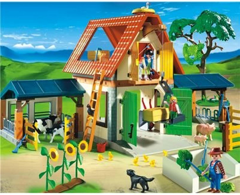 PLAYMOBIL 4490 - Groer Bauernhof