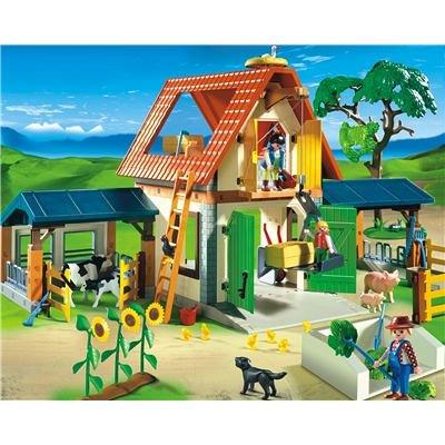 PLAYMOBIL® 4490 - Großer Bauernhof