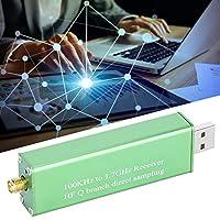 𝐂𝐡𝐫𝐢𝐬𝐭𝐦𝐚𝐬 𝐆𝐢𝐟𝐭 安定したハムラジオレシーバーRTL.SDR USBレシーバーRTL2832、フルバンドチューナー、Lin uxのアマチュアラジオ勝利