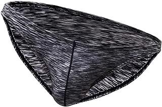 D DOLITY Men Supersoft Low Waist Briefs Ice Silk Bikini Underwear Breathable Panty