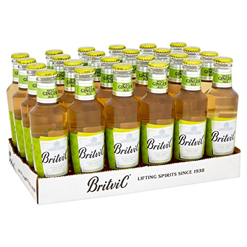 Britvic Ginger Ale 24 x 200 ml