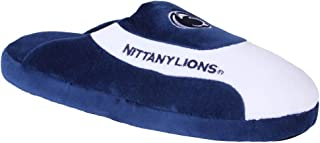 Happy Feet Mens and Womens Officially Licensed NCAA College Low Pro Slippers