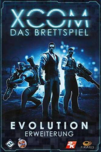 Fantasy Flight Games FFGD0110 XCOM - Evolution Erweiterung