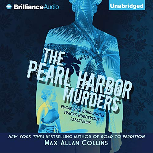 The Pearl Harbor Murders cover art