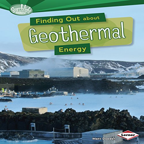 Finding Out About Geothermal Energy audiobook cover art