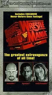 WWF: WrestleMania XIV VHS
