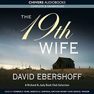 The 19th Wife audiobook cover art