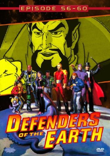 Defenders of the Earth - Episode 56-60