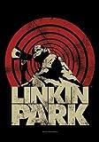 LINKIN PARK POSTERFLAGGE FLAGGE FAHNE LOUD und CLEAR