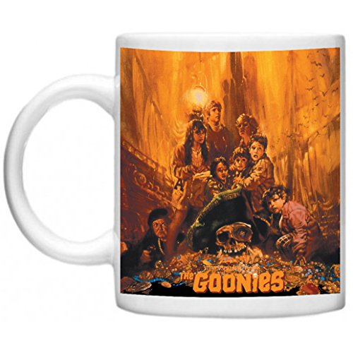 The Goonies Cast Mug with Gift Box