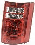 Garage-Pro Tail Light Compatible with DODGE GRAND CARAVAN 2008-2010 RH Assembly Halogen - CAPA