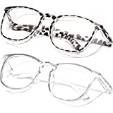 SeeBand Safety Glasses Anti Fog Round Clear Safety Goggles Scratch...