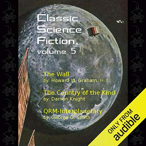 Classic Science Fiction, Volume 5 cover art