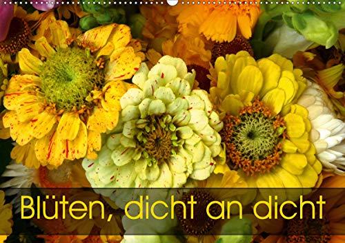 Blüten dicht an dicht (Wandkalender 2021 DIN A2 quer)