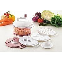 レリップ みじん切り器&野菜調理器