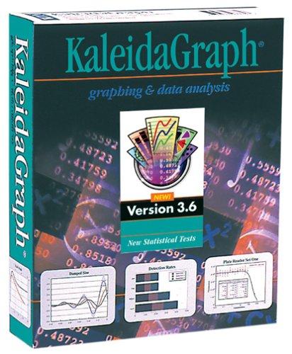 Gmp Kaleidagraph 3.6 Comm 1 User