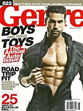 The Annual Auto Issue * Boys and their Toys * Gay & Lesbian Interest * July/August, 2008 Genre Magazine Issue Number 168