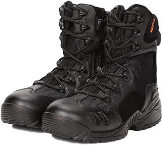 Hommes Desert Combat Assault Armée Bottes Patrouille Des Forces Spéciales Police Militaire Martin Boot Outdoor Chaussures ...