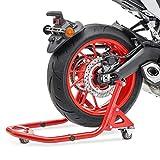 Caballete Movil Moto Trasero para Yamaha YZF-R6 / YZF-R3 / YZF-R1 XBL Rojo