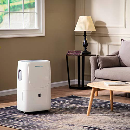 New Emerson Quiet Kool High Efficiency 70-Pint Smart Dehumidifier with Wi-Fi and Voice Control, EAD7...