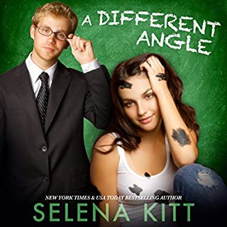 A Different Angle audiobook cover art