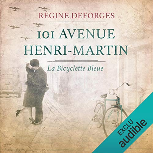 101 avenue Henri-Martin (1942-1944) audiobook cover art