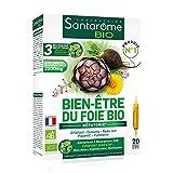 Santarome Bio - Bien-Être du Foie Bio | Complément Alimentaire Foie et Digestion - A base d'Artichaut et Radis Noir |...