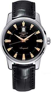 Longines Heritage Collection Conquest Mens Watch L1.645.4.52.4