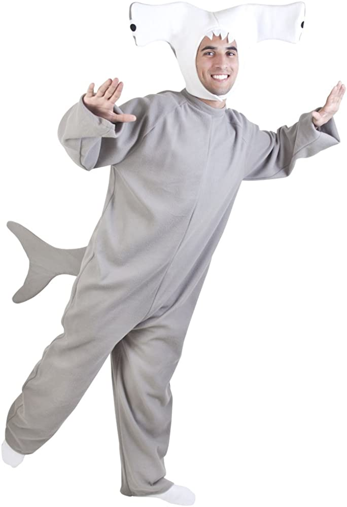 All items in the Reservation store Adult Hammerhead Shark Costume