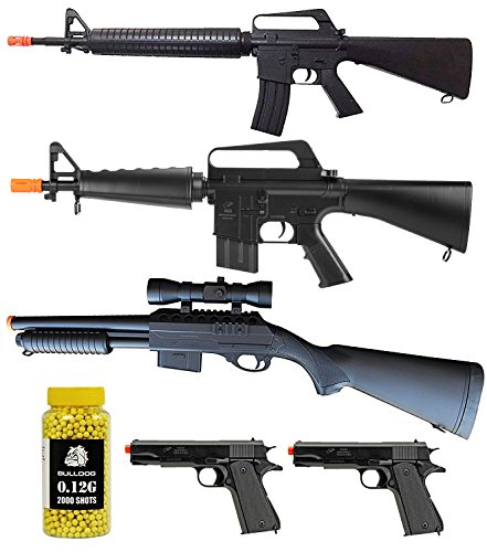 Airsoft Starter Packs