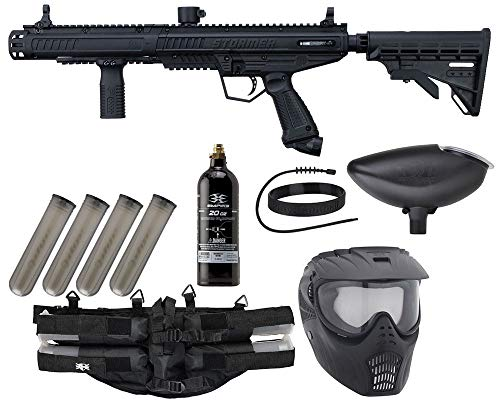Action Village Tippmann Stormer Tactical Epic Paintball Package Kit