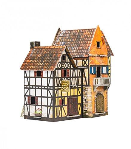 CLEVER PAPER- Puzzles 3D Panadería (142431)