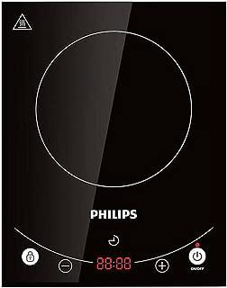 Philips HD4933 Avance Collection Induction cooker Sensor Touch 6 power levels 220V & Simple English User's Manual フィリップスHD4933アバンスコレクション誘導炊飯器センサータッチ6出力レベル220Vおよび簡易英語ユーザーズマニュアル [並行輸入]