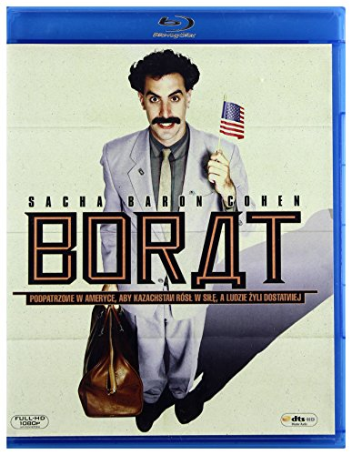 Borat: Cultural Learnings of America for Make Benefit Glorious Nation of Kazakhstan [Blu-Ray] (IMPORT) (Keine deutsche Version)