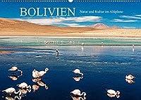 Bolivien - Natur und Kultur im Altiplano (Wandkalender 2022 DIN A2 quer): Beeindruckende Bilder aus dem Herzen Suedamerikas (Monatskalender, 14 Seiten )