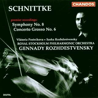 schnittke concerto grosso 6