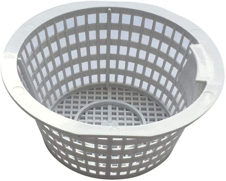 Opengardenweb cesta skimmer piscina blanco cesto para skimmer Repuesto